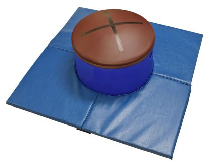 Fitted Pommel Dome Mats