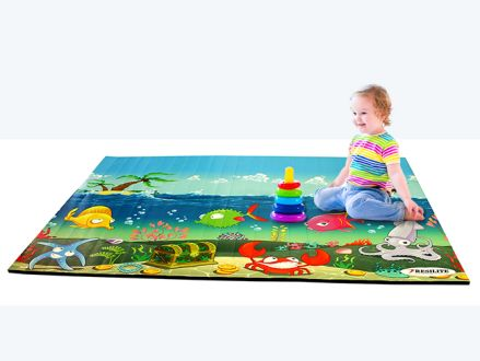 Preschool Activity Mat