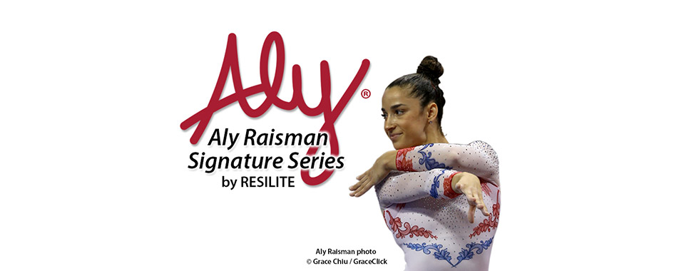 Aly Raisman Signature Series