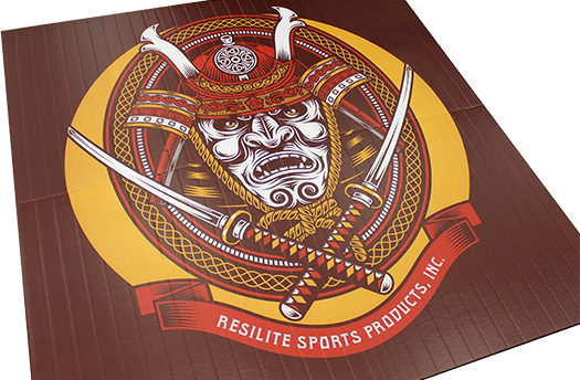 Martial Arts LiteWeight DigiPrint Mat