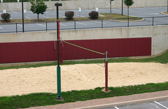 outdoor volleyball standards