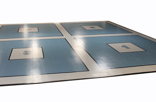 martial arts mats: zip mat
