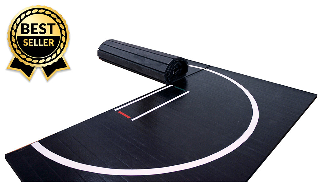 Home Use Wrestling Mats Resilite Sports Products Inc
