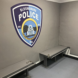 Police Holding Cell Testimonial