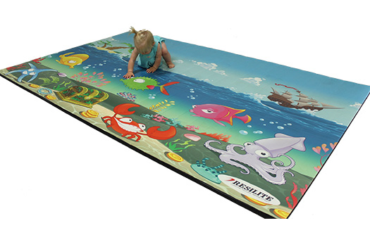 Preschool Mats: Digiprint Activity Mat