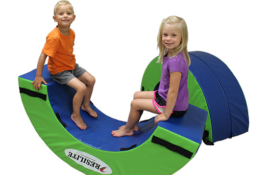 Preschool Mats: Resi-Rocker activity equipment