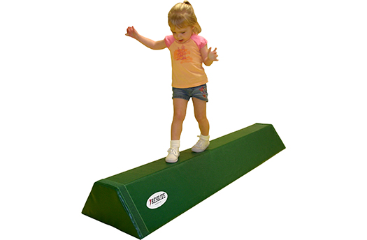 Preschool Mats: Low Balance Beam