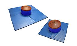 Fitted Pommel Dome Mat