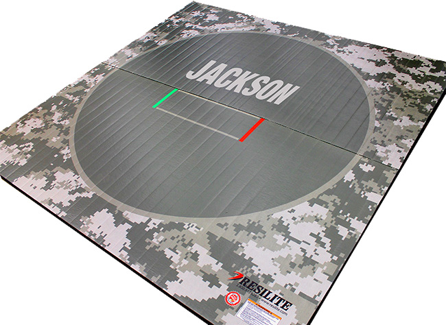 10x10 training mats for home