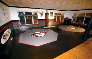 Gym Front Mats overall B